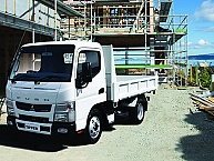 NEW Fuso Canter 616 City Tipper - Auto