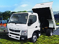 NEW Fuso Canter 816 Tipper - Auto