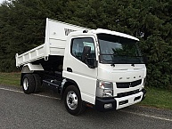 2017 Fuso Canter 816 Tipper