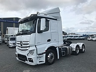 New Mercedes-Benz Actros ND 2653LS/35