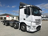 New Mercedes-Benz Arocs 3258L/52