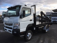 NEW Fuso Canter 4x4 Bee Keeper Spec