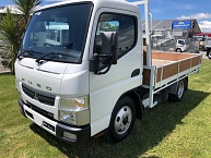 NEW Fuso Canter 616 Flat Deck