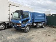 1998 Fuso Fighter Rear Loader