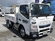 2018 Fuso Canter 616 AWD Tipper